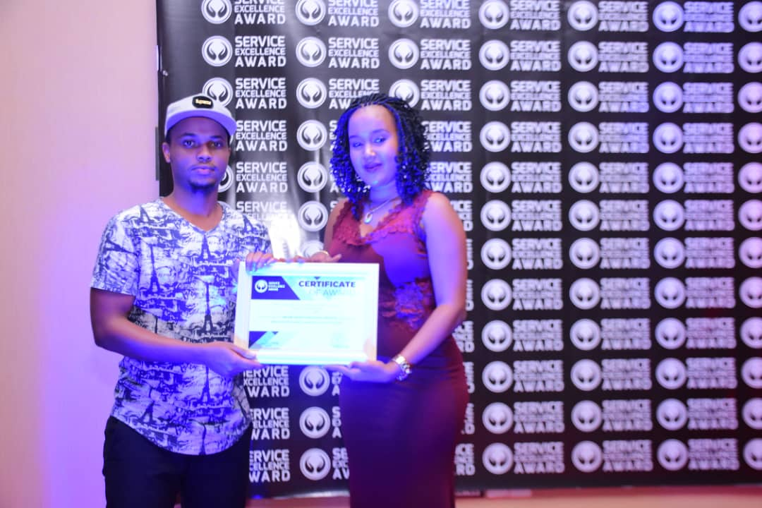 Umuseke wins Service Excellence Awards 2018