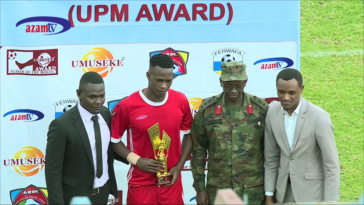Umuseke Awards best player of the month
